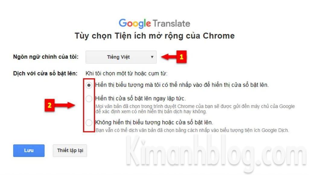 tự động dịch tiếng nước ngoài sang tiếng việt cho chrome, tu dong dich tieng nuoc ngoai sang tieng viet cho chrome