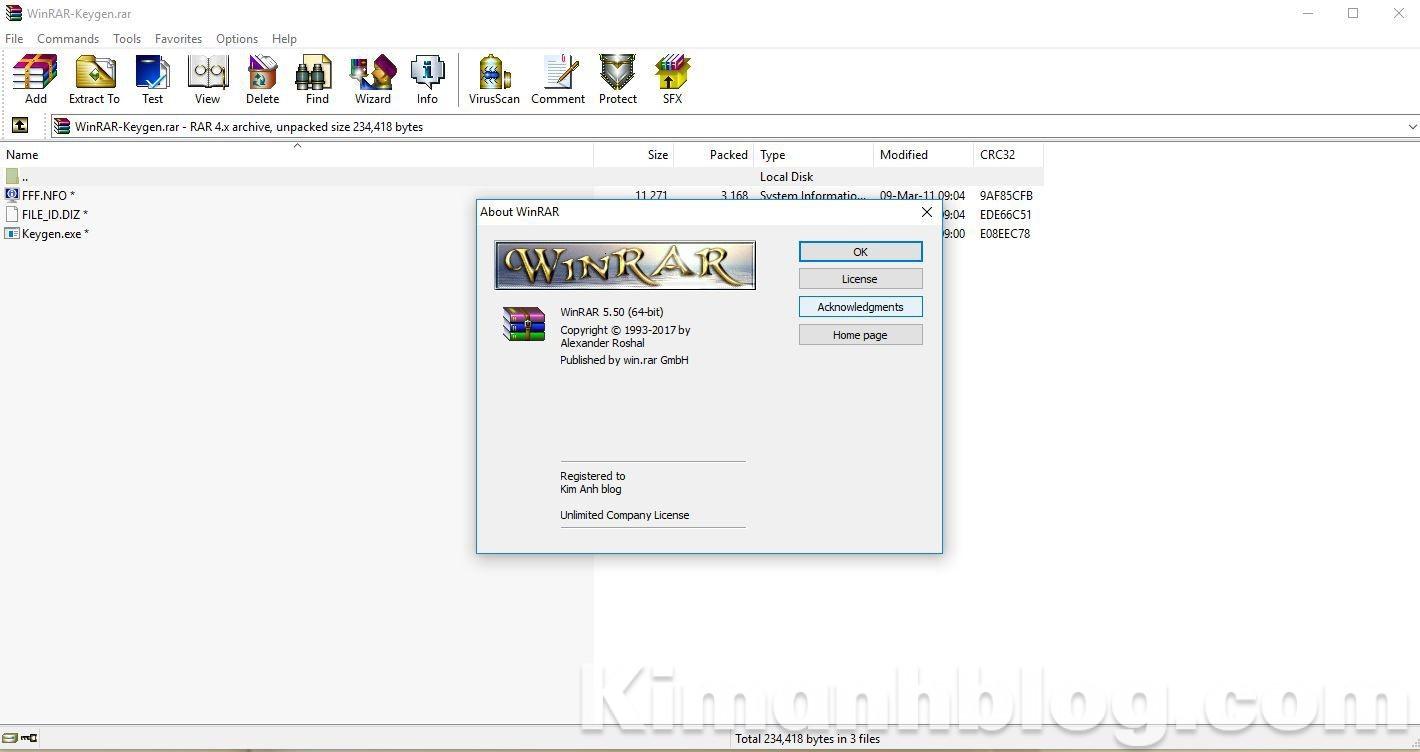 Crack winrar kim anh blog - Download office 2013 full crack key ban quyen ...