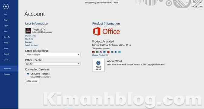 crack office 2016 professional plus activation