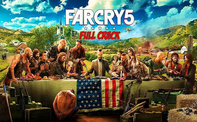 Far Cry 5 Full Crack Download Miễn Phí