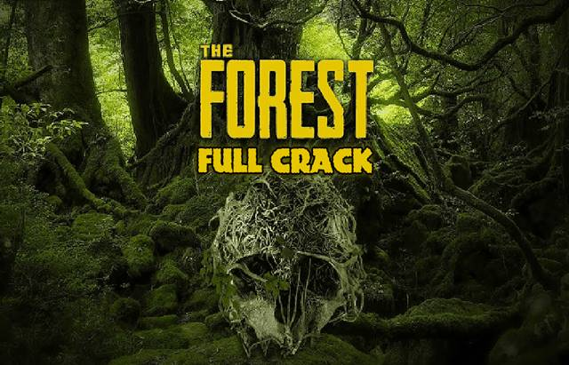 The Forest Full Crack – Game PC hay 2018