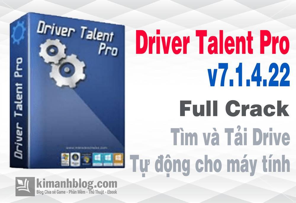 driver talent full crack sinhvienit