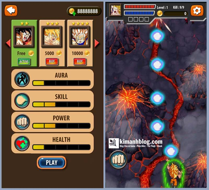game mod, game hack, Goku Galaxy Battle mod, goku galaxy battle mod apk, goku galaxy battle hack, goku galaxy battle mod gold, goku galaxy battle unlimited gold, goku galaxy battle gold, goku galaxy battle hack gold