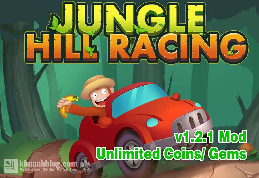 game mod, game hack, download game Jungle Hill Racing mod, Jungle Hill Racing mod, Jungle Hill Racing hack, jungle hill racing hack gold, jungle hill racing mod gold, jungle hill racing hack gems, jungle hill racing unlimited gold