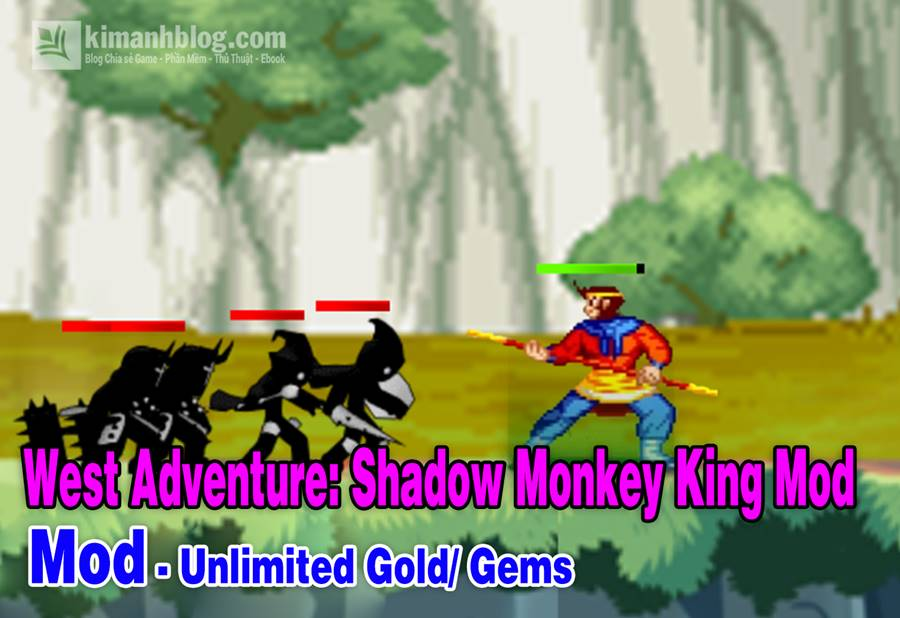 game mod, game hack, download game west adventure mod apk, download game west adventure hack apk, hack game west adventure, west adventure mod, west adventure hack, west adventure unlimited gold, West Adventure Shadow Monkey King mod gold