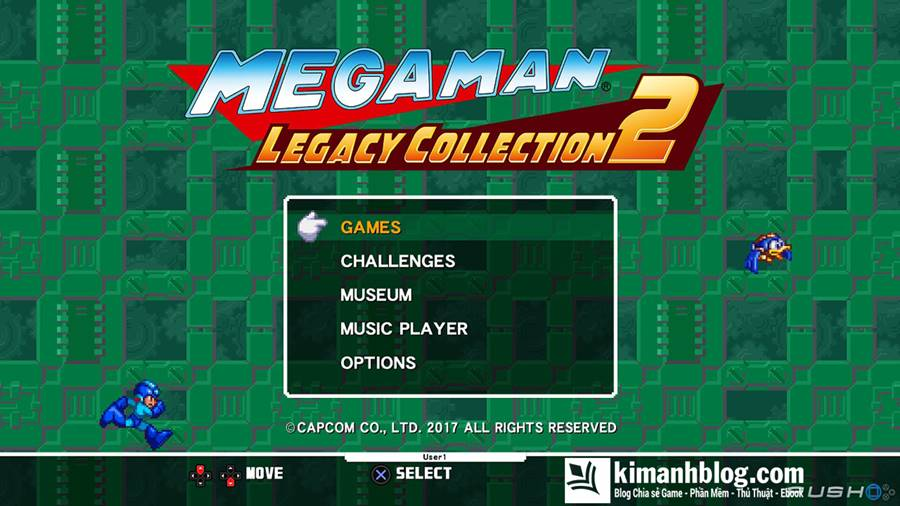 Mega Man Legacy Collection 2 Full Crack - Free Download For PC