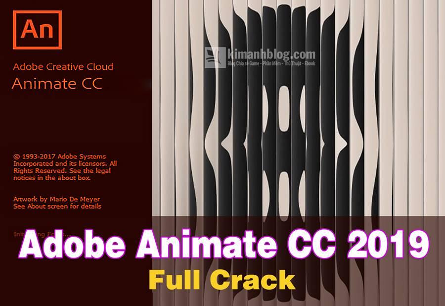 adobe animate cc 2019 full crack