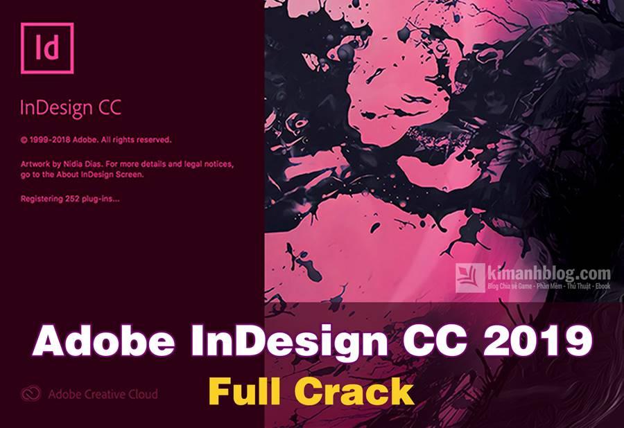 adobe indesign cc 2019 full crack