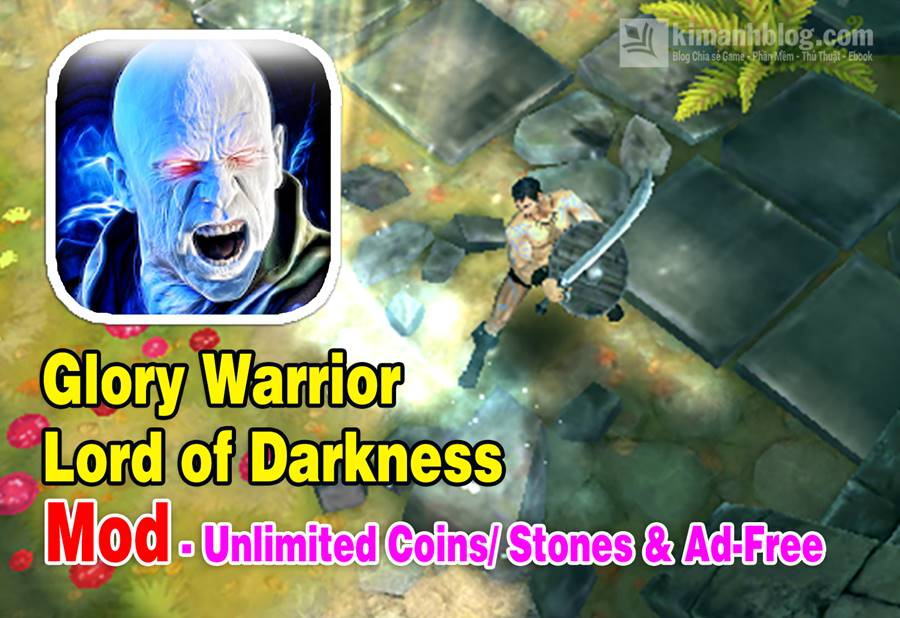 glory warrior lord of darkness mod