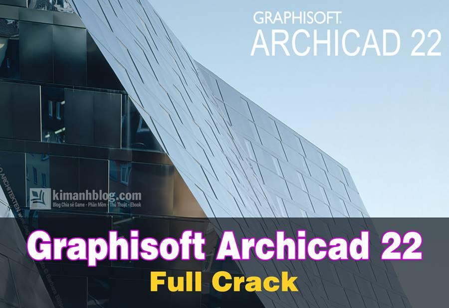 graphisoft archicad 22 full crack