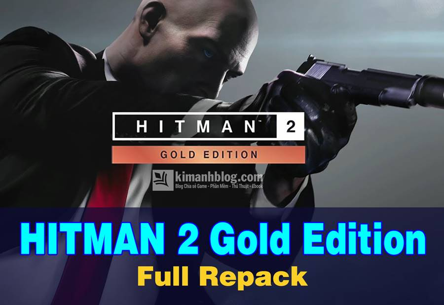 hitman 2 gold edition full crack