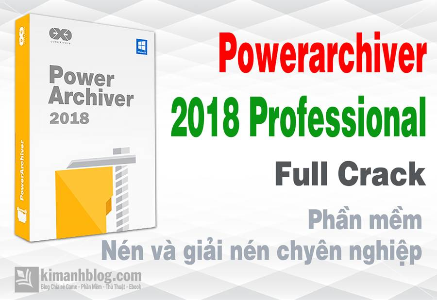 powerarchiver 2018 pro full crack