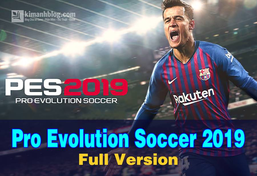 pro evolution soccer 2019 full version
