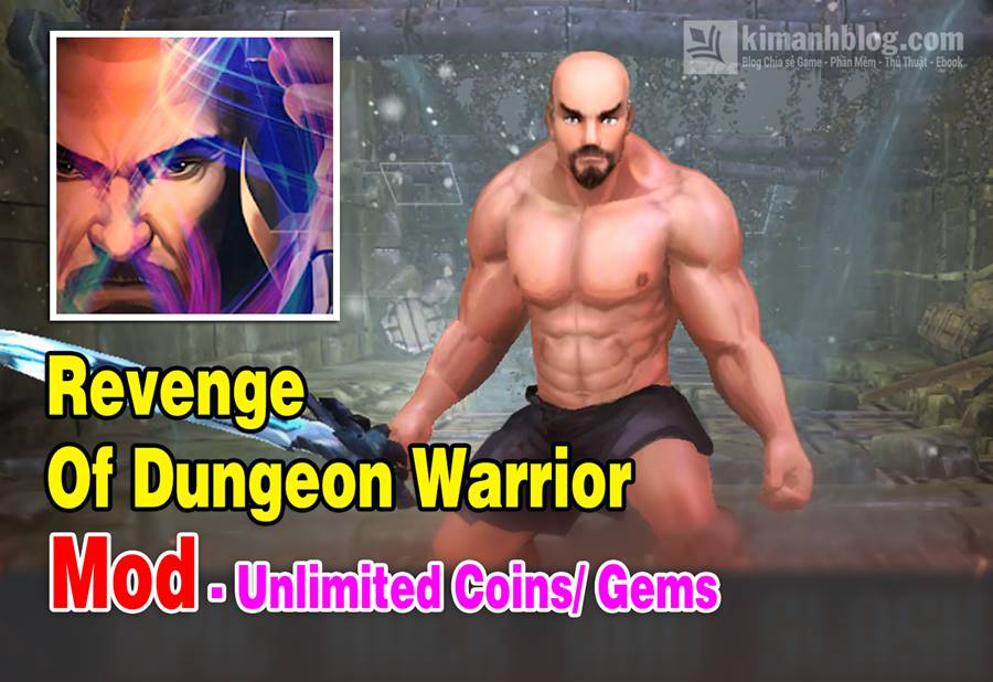 download revenge of dungeon warrior mod coins