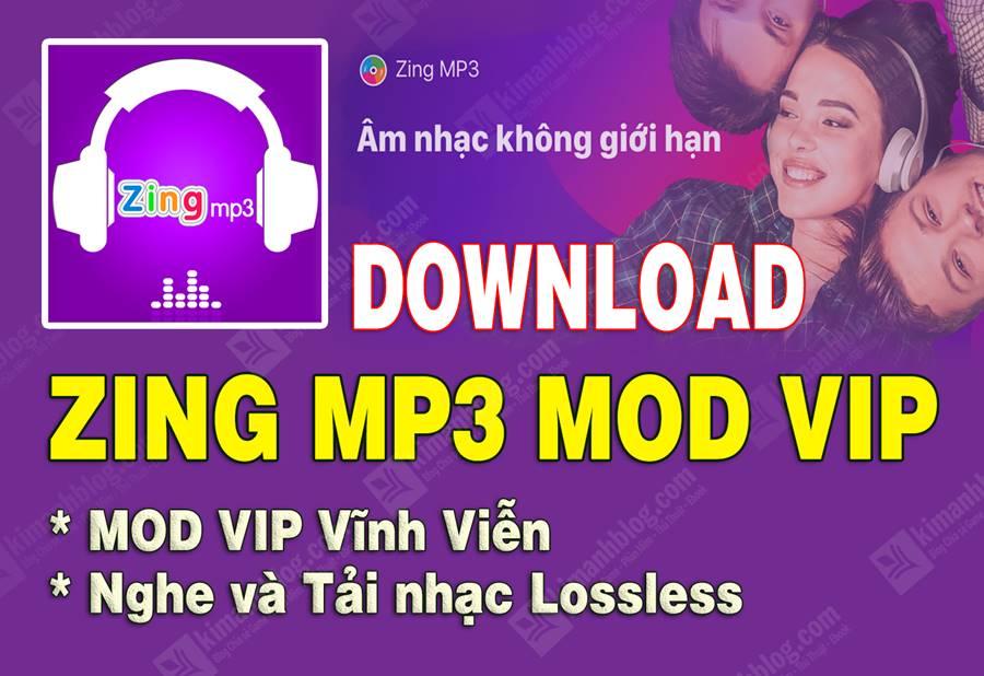 tải zing mp3 mod vip