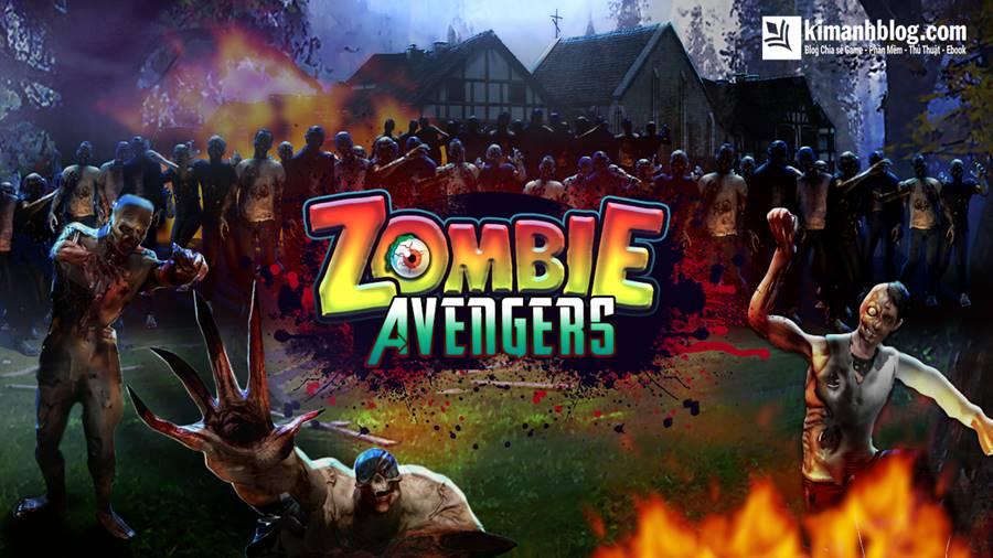 zombie halloween avengers mod coin