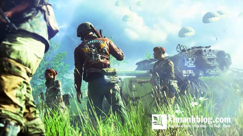battlefield v - battlefield 5