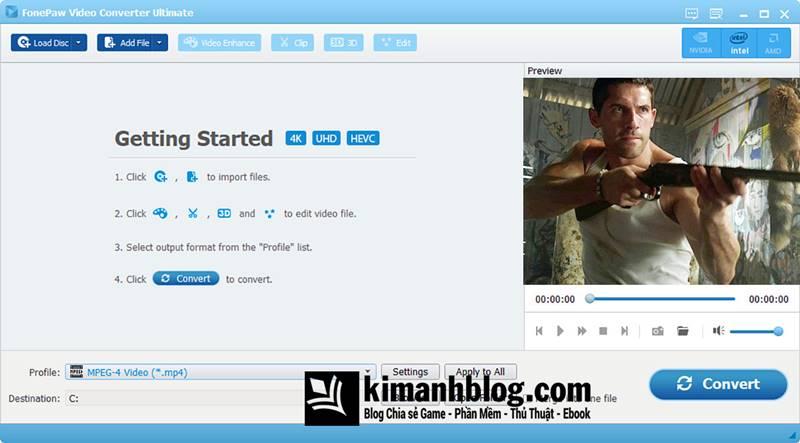 fonepaw video converter ultimate full