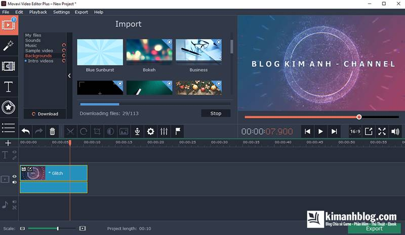 movavi video editor plus full crack