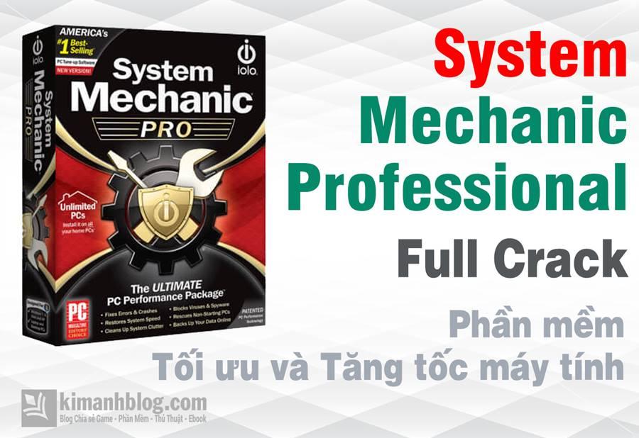 system mechanic professional 18 full crack