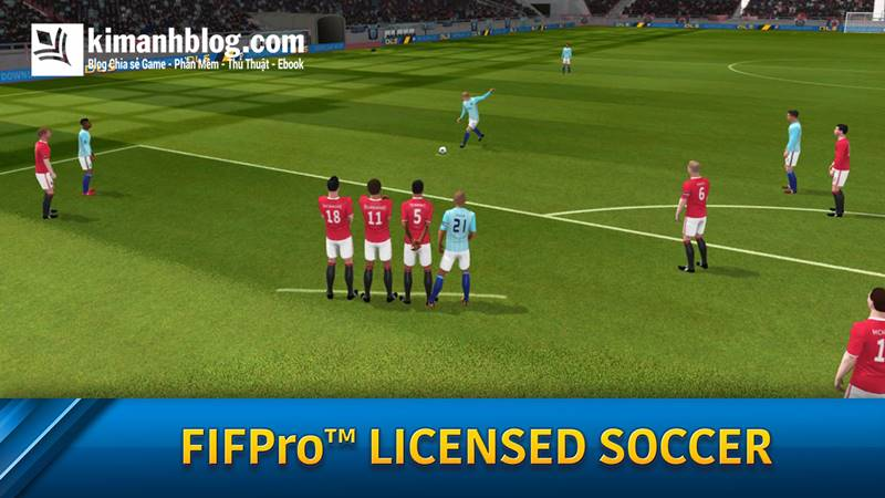 dream league soccer 2019 mod gold