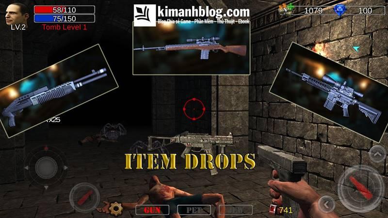 dungeon shooter mod apk