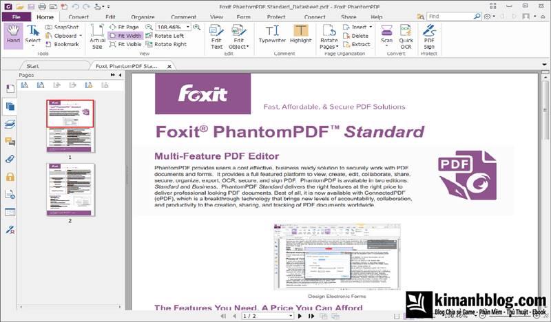 foxit phantompdf business full crack