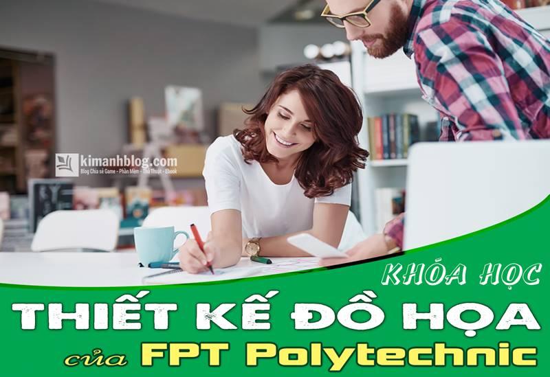 Khóa học Thiết kế đồ họa của FPT Polytechnic