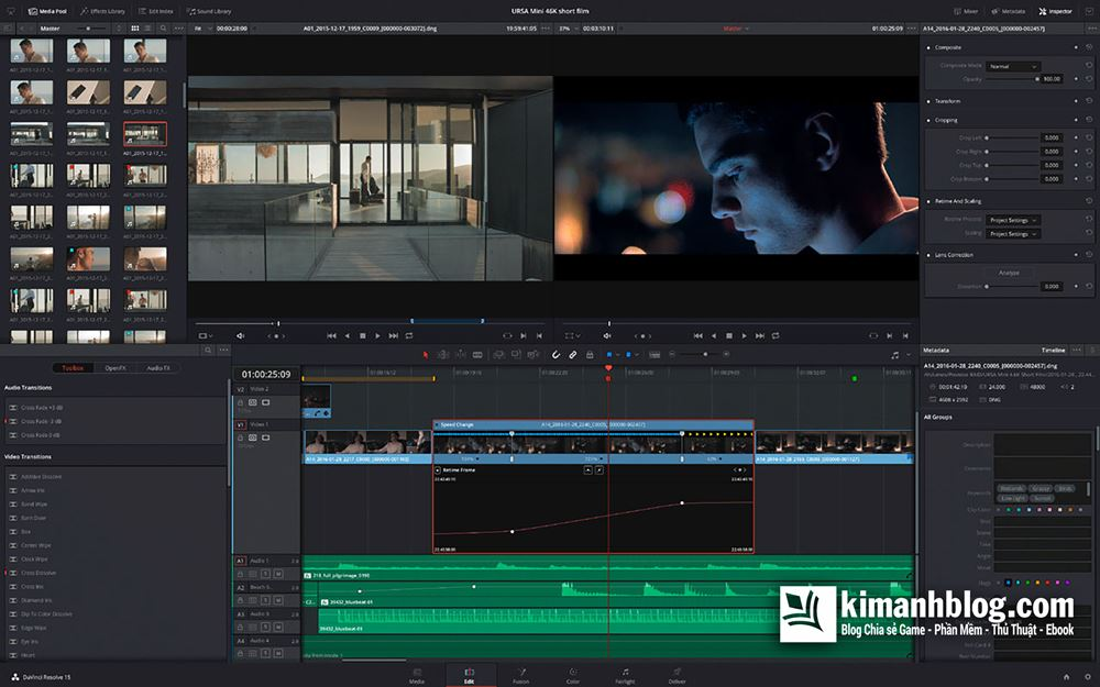 davinci resolve studio full