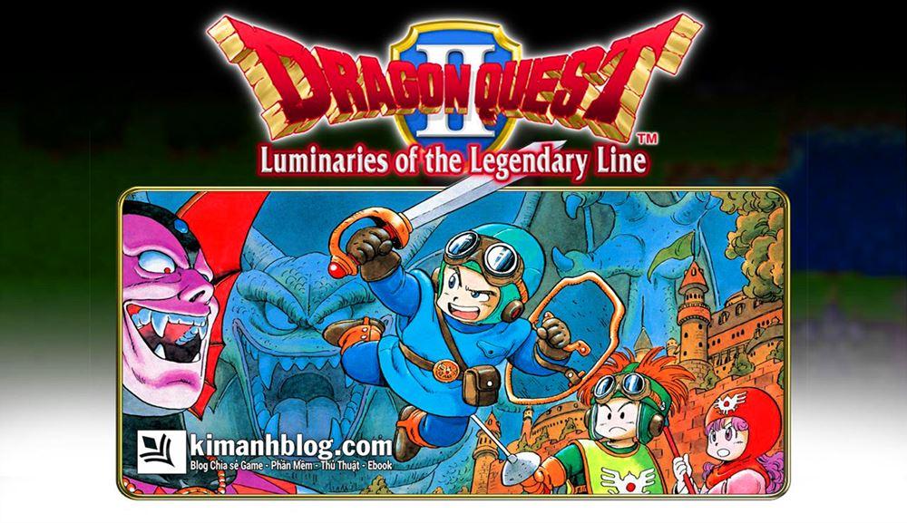 dragon quest ii mod
