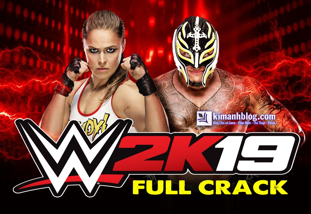 wwe 2k19 pc full