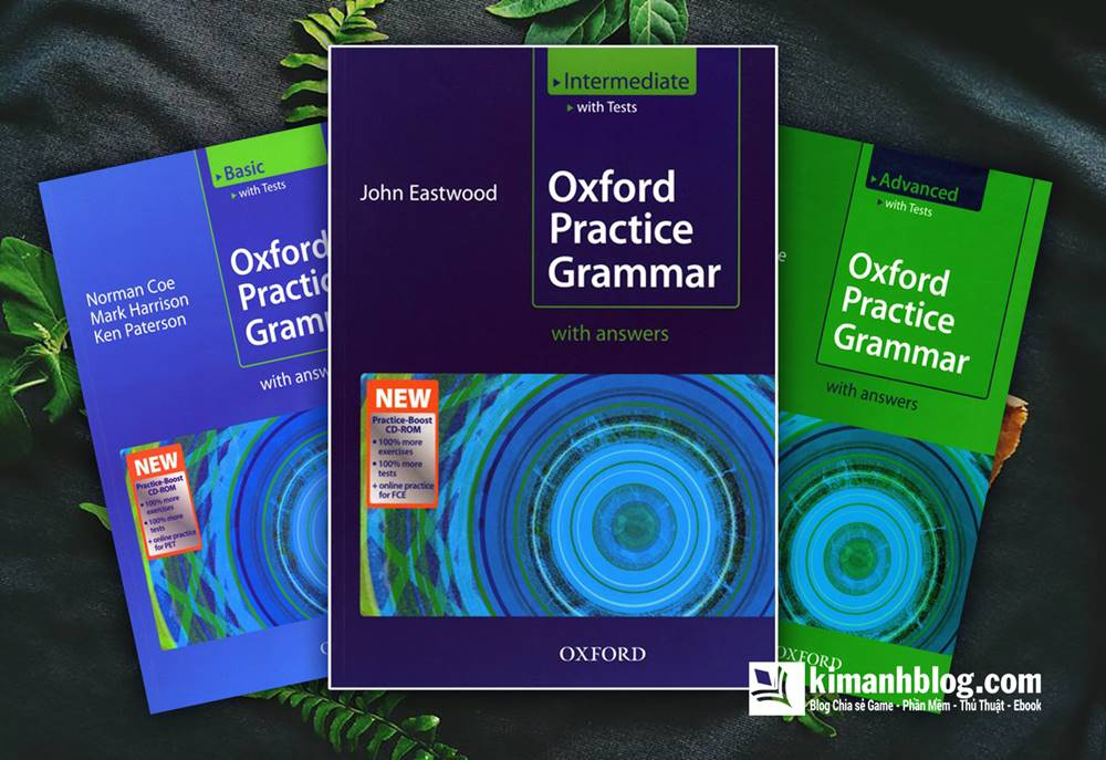 Tải Ebook Oxford Practice Grammar – Ngữ Pháp Tiếng Anh Toàn Tập