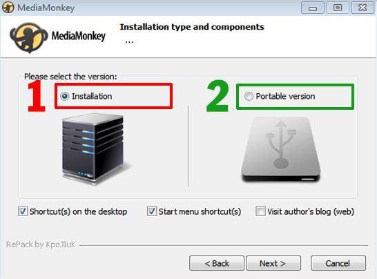 Hướng dẫn cài đặt MediaMonkey Gold 4.1.24 Full