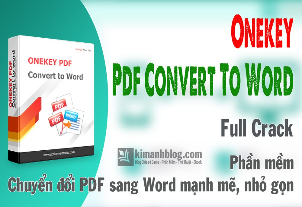 download Onekey Pdf Convert To Word