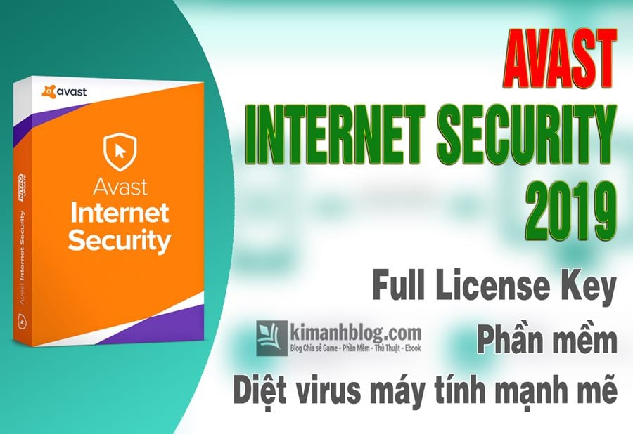 avast internet security 2019 full license