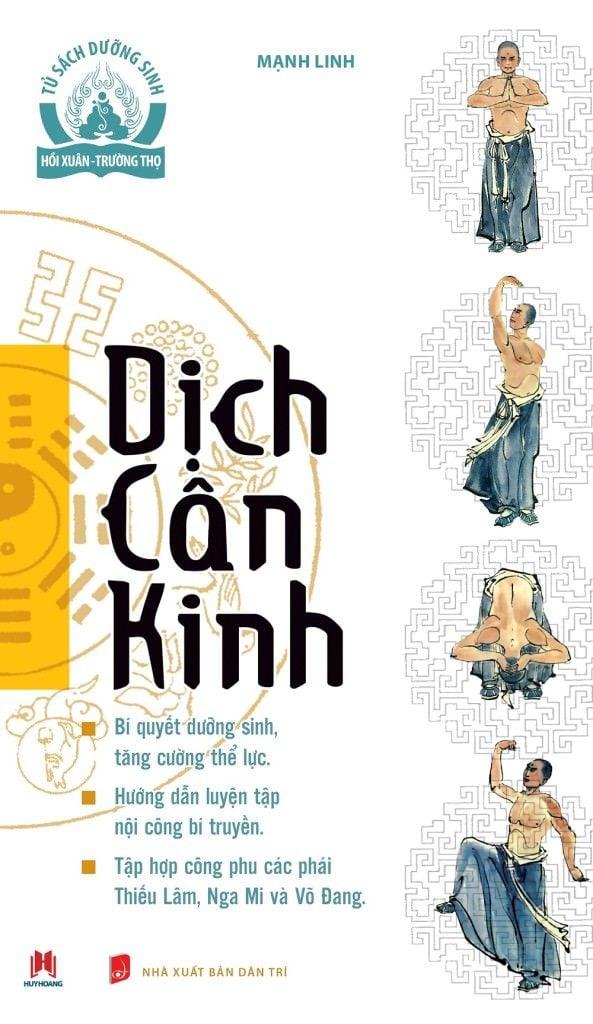 Ebook Dịch Cân Kinh