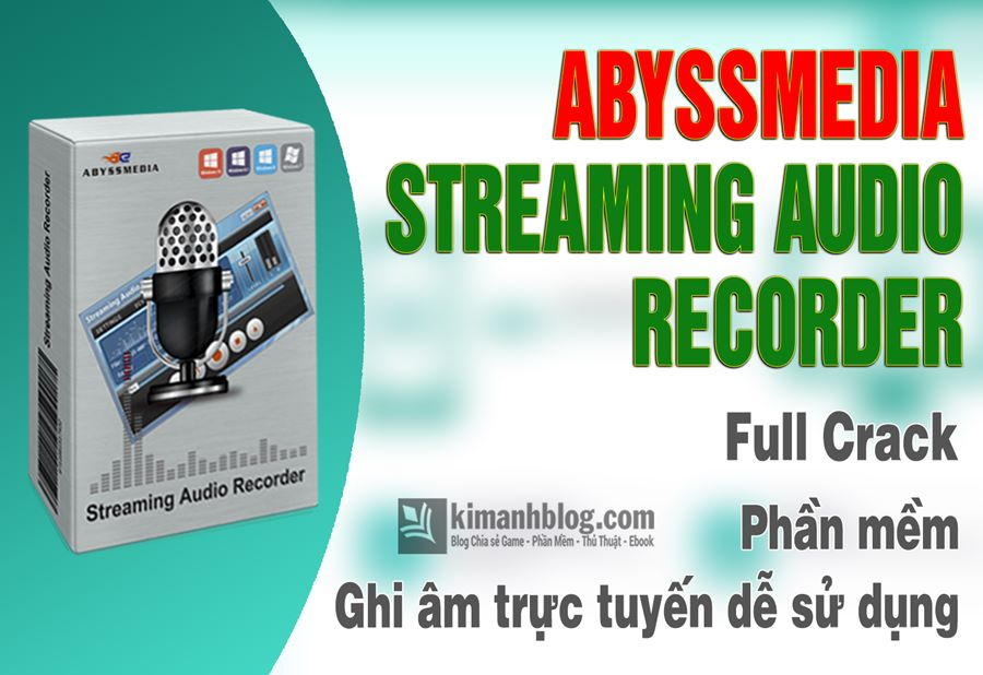 abyssmedia streaming audio recorder full