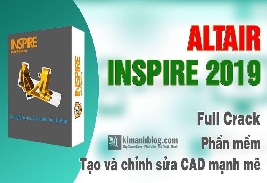altair inspire 2019