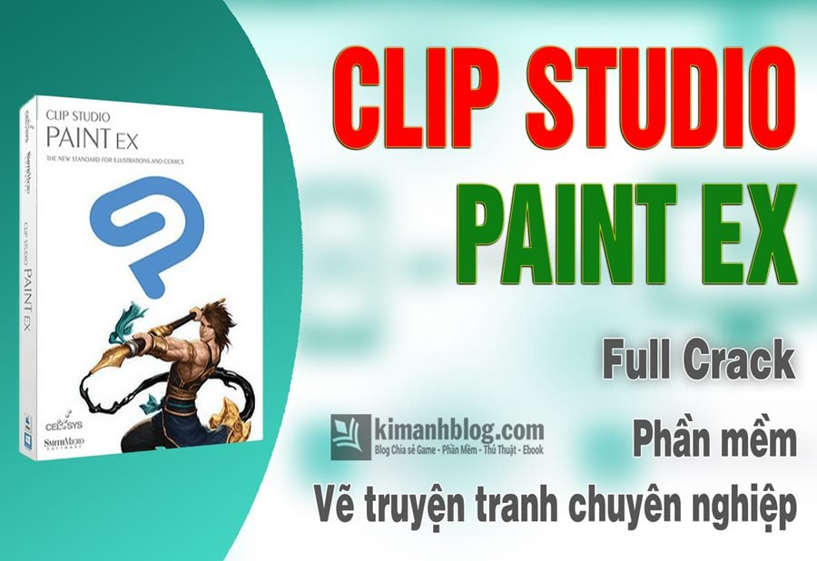 download clip studio paint ex