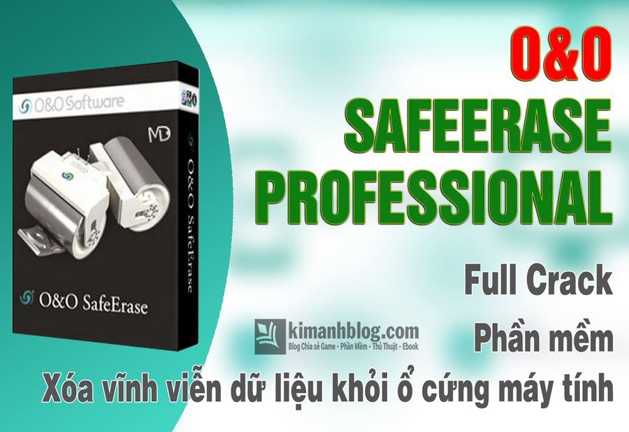 o o safeerase professional