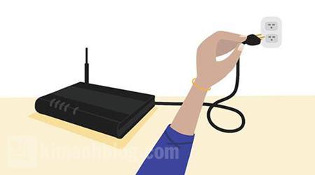 cách khắc phục sự cố kết nối mạng Internet