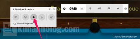 cách quay video màn hình máy tính windows 10 không cần phần mềm