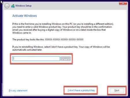 Cách khôi phục cài đặt gốc Windows 10 khi người dùng quên mật khẩu