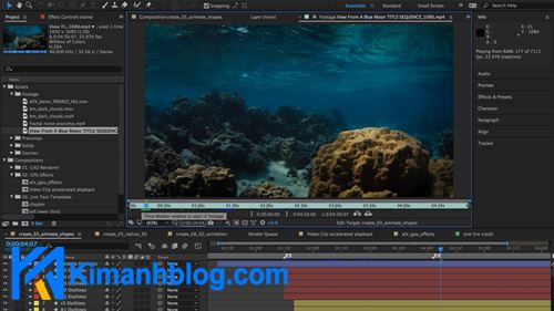 Download Adobe After Effects 2020 Full