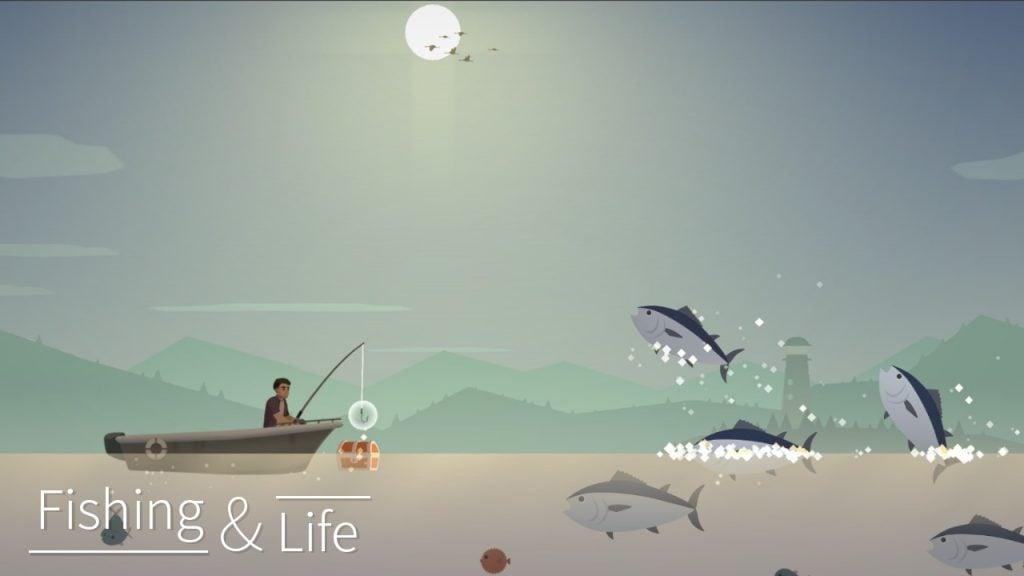Fishing and Life MOD APK
